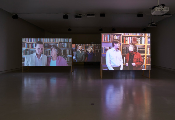 Ragnar Kjartansson: Me and My Mother 2000, 2000; Me and My Mother 2005, 2005; Me and My Mother 2010, 2010; Me and My Mother 2015, 2015