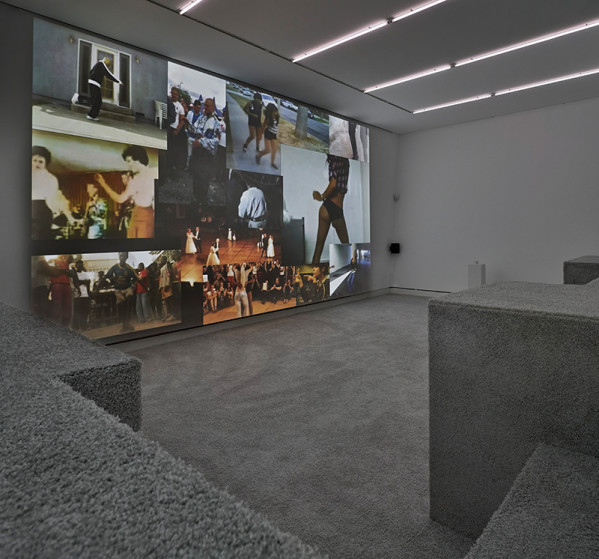 Installation view: Isabel Lewis, Social Dances as Cultural Storage Systems, 2019, Courtesy the Artist